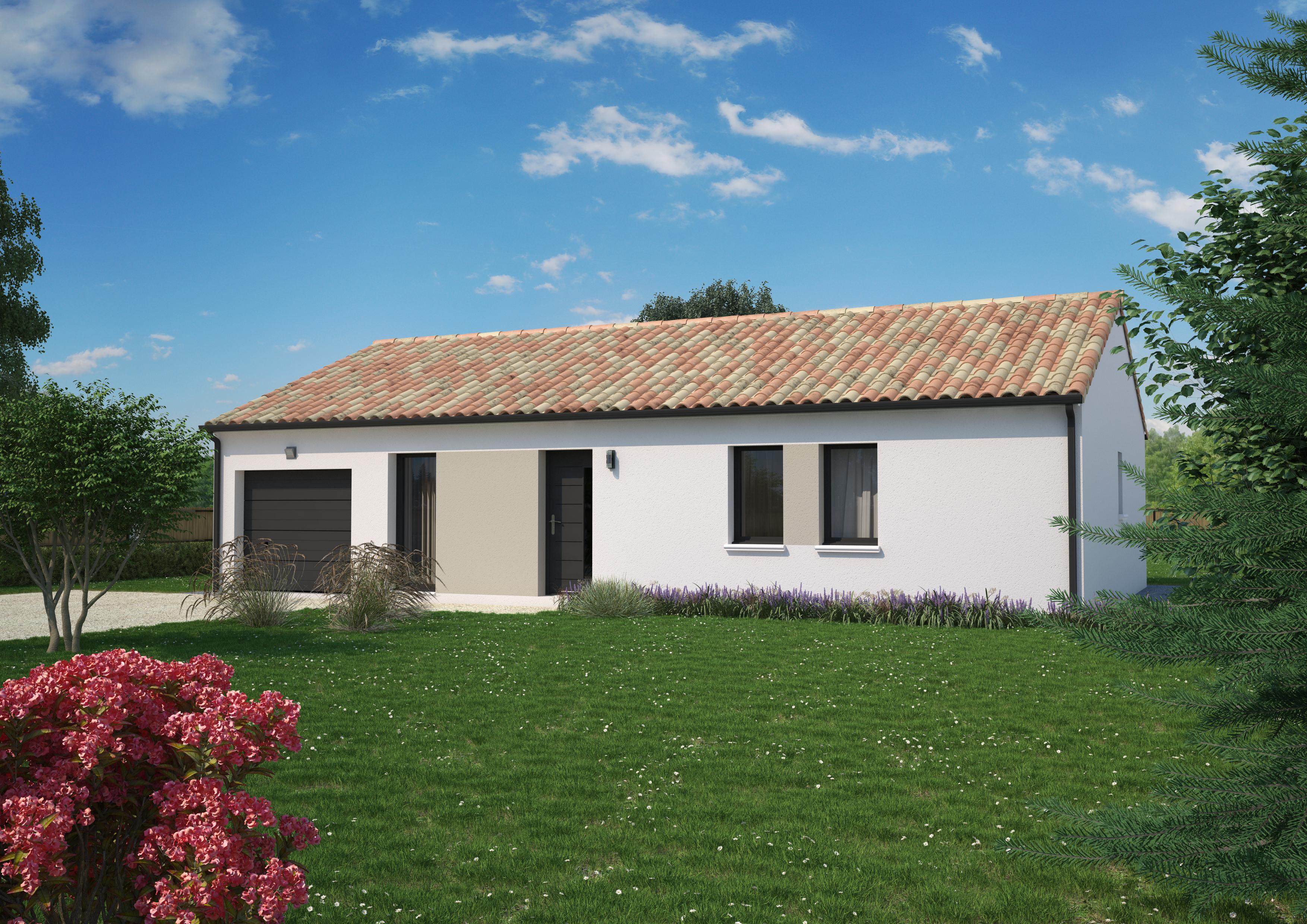 Maison à vendre à Chaudron-en-Mauges