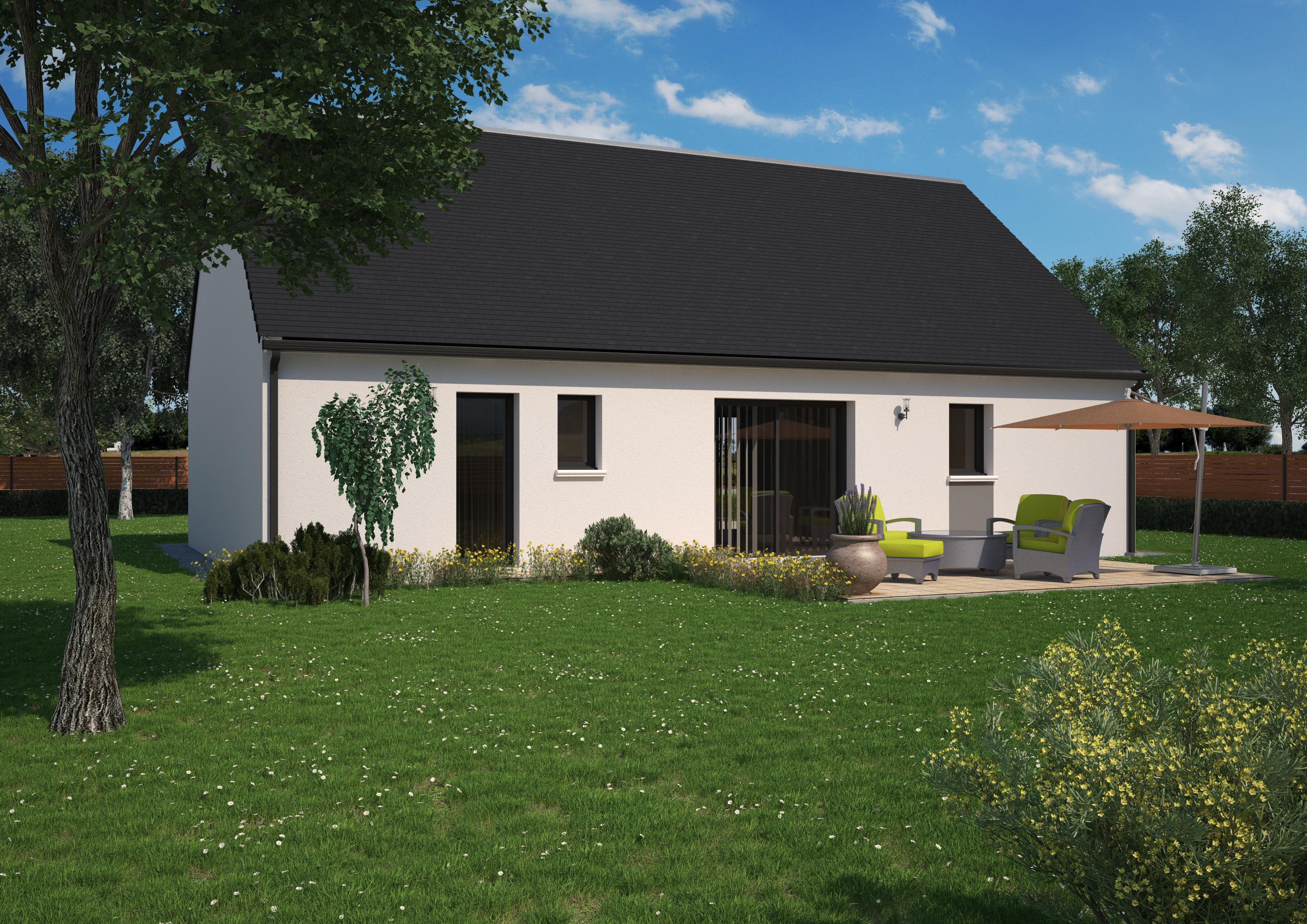 Maison à vendre à Mazières-de-Touraine