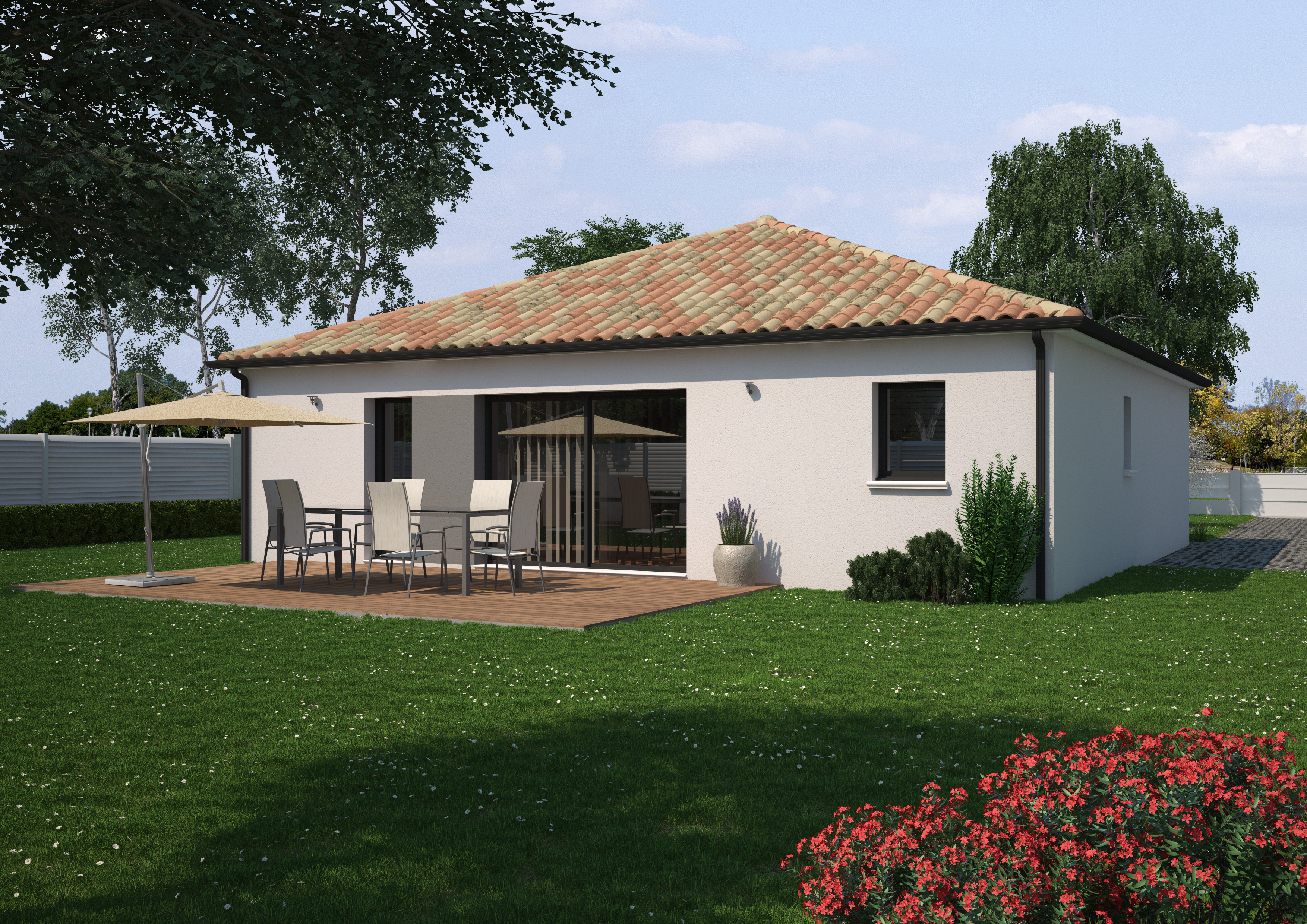 Maison à vendre à Saint-Médard-en-Jalles
