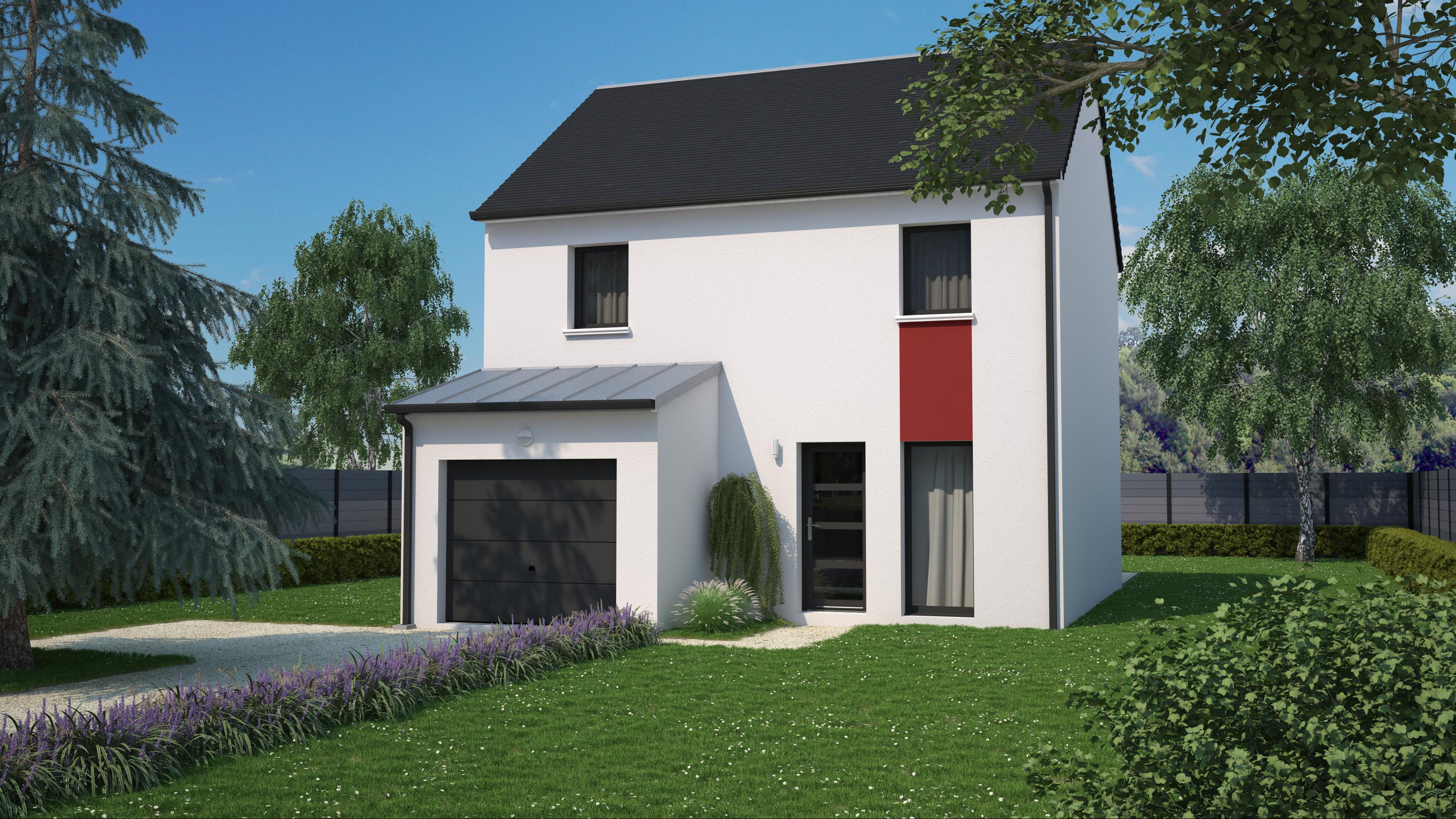 Maison à vendre à Parigné-l'Évêque