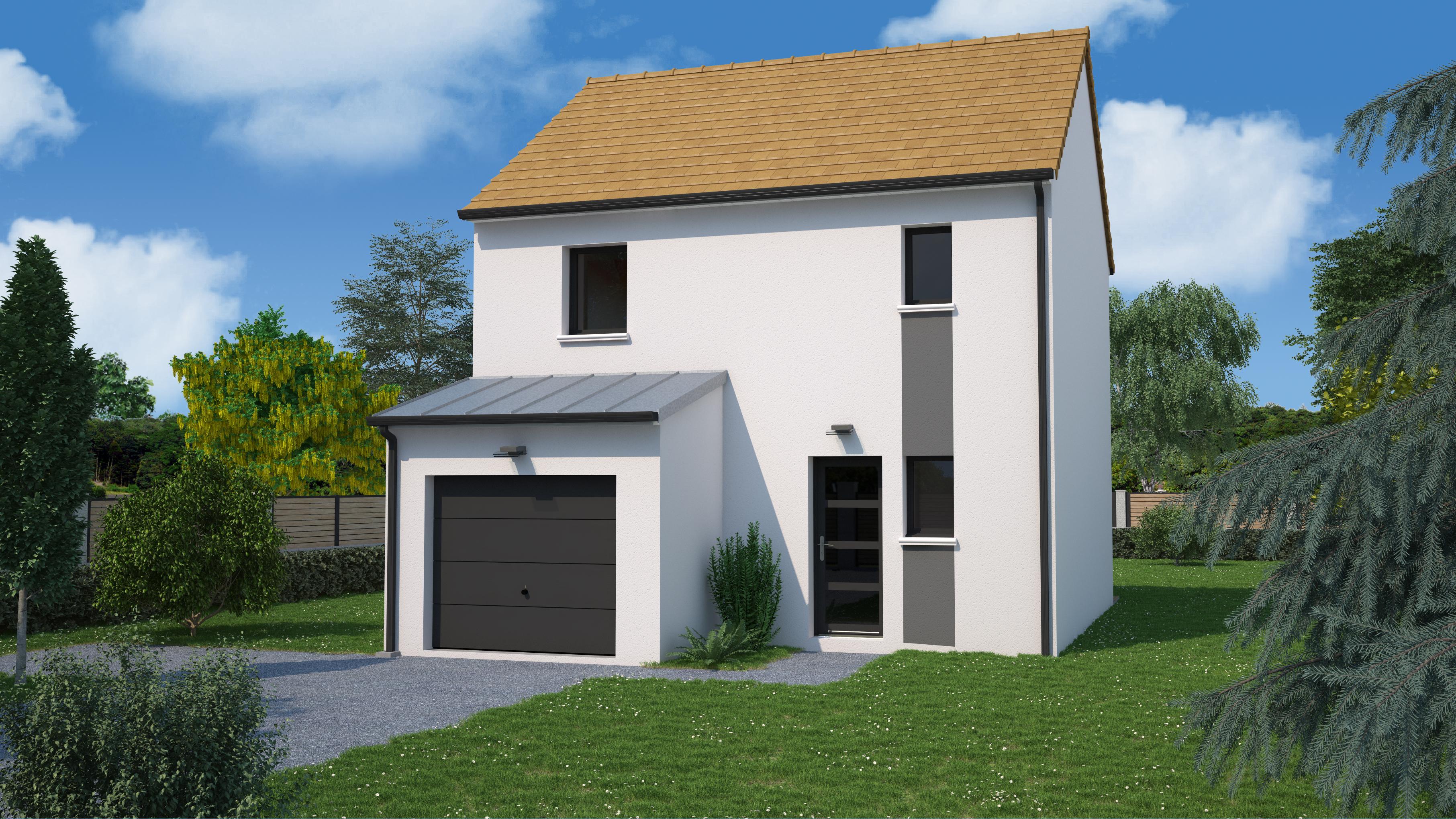 Maison à vendre à Belleneuve