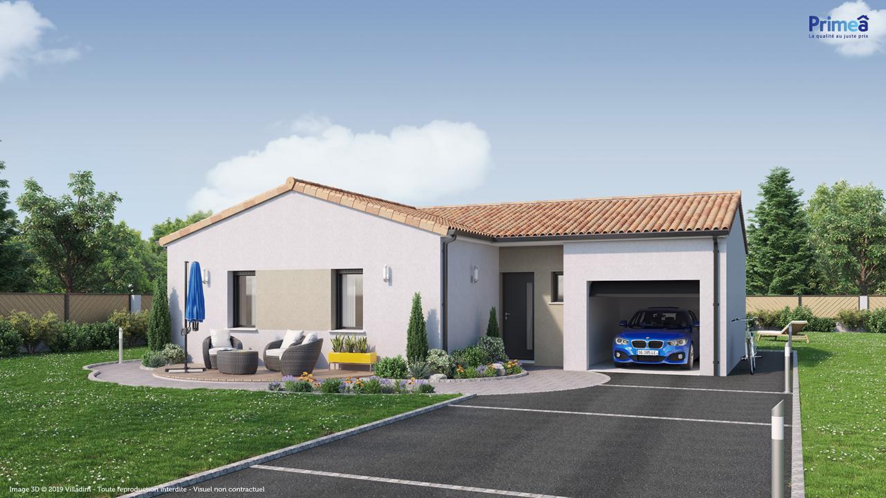 Maison à vendre à Saint-Lézin