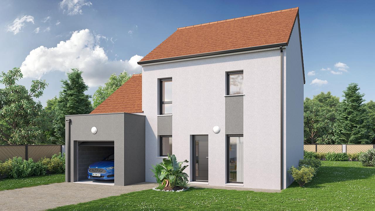 Maison à vendre à Auxonne