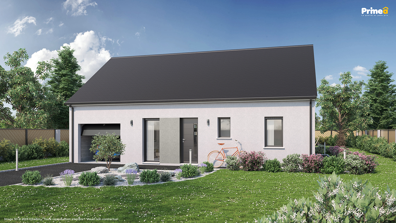 Maison à vendre à Châteaubriant