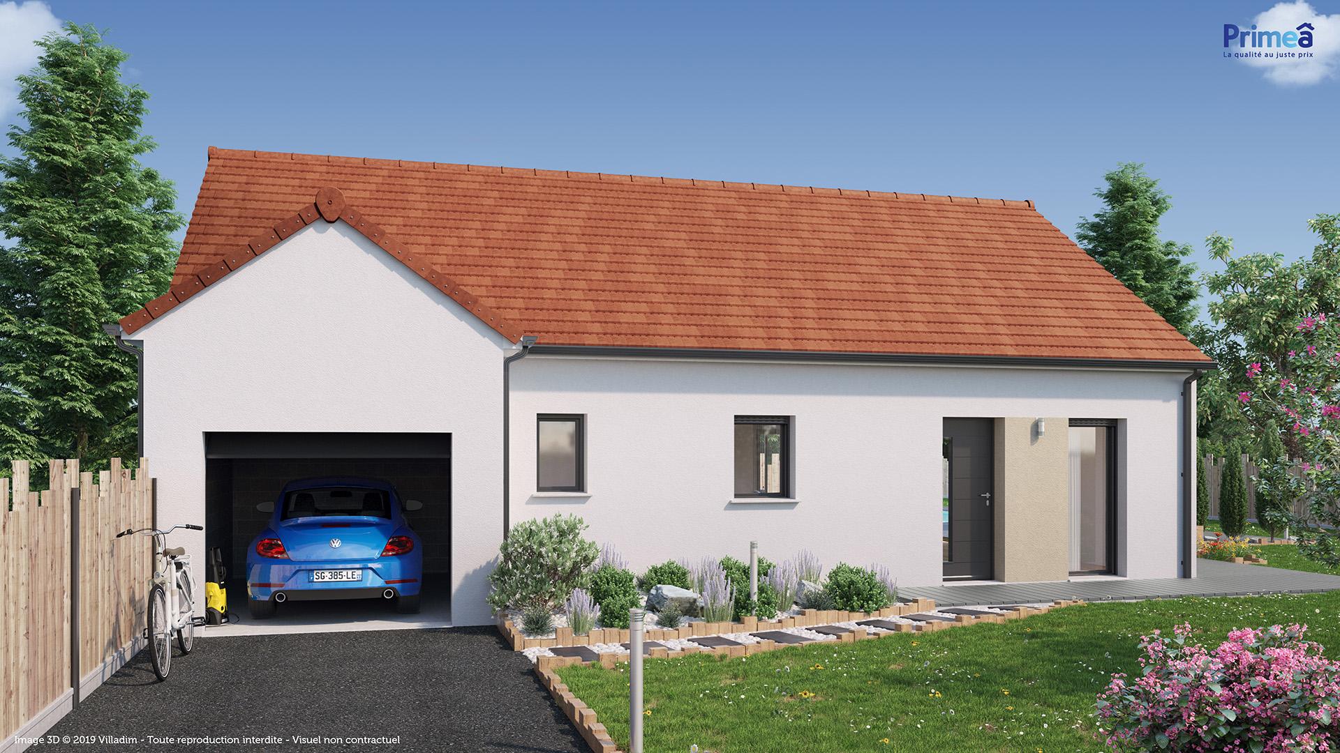 Maison à vendre à Corcelles-les-Monts