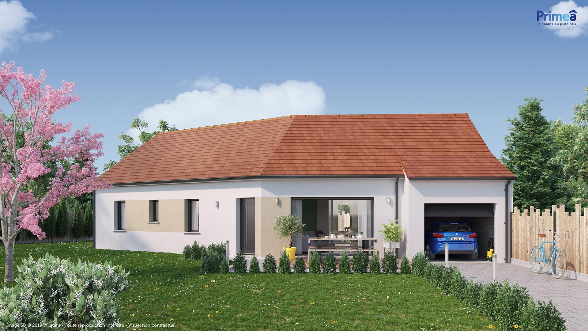 Maison à vendre à Thorey-sous-Charny