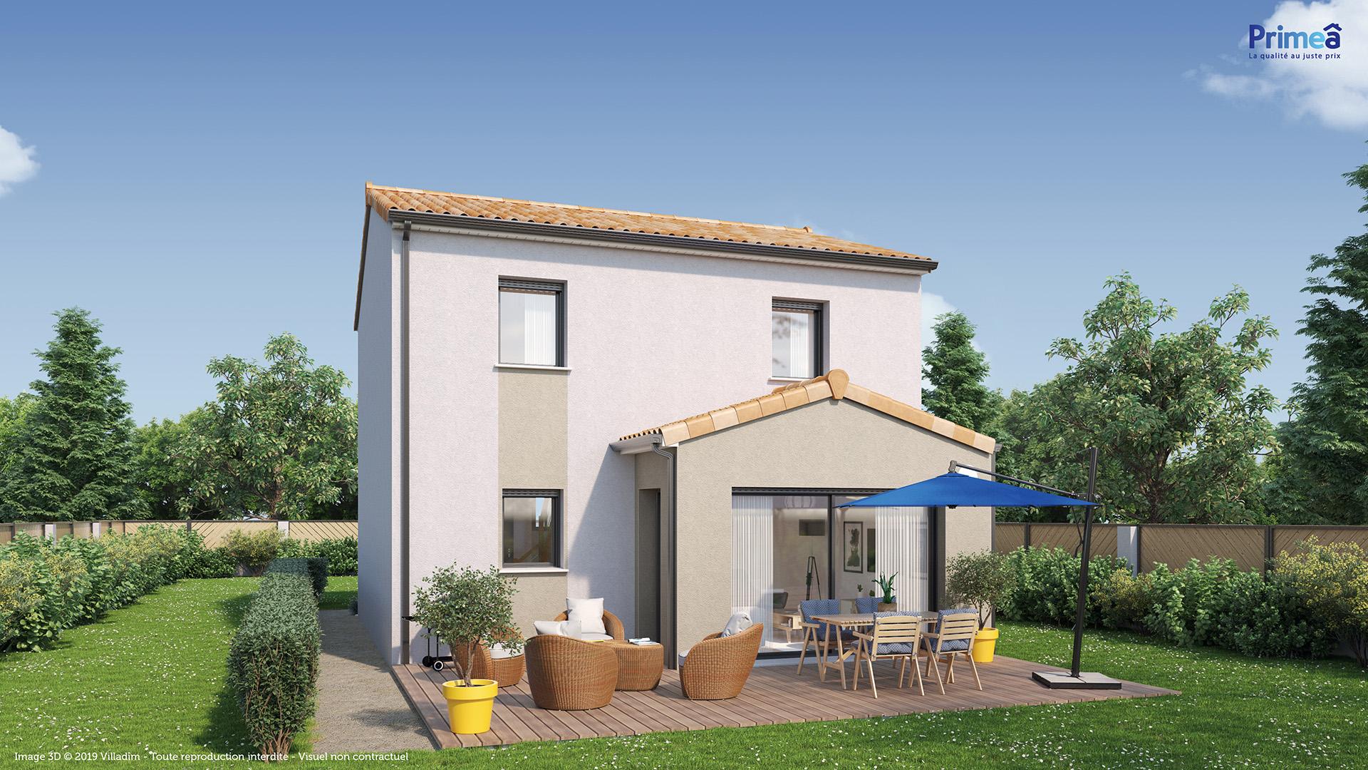 Maison à vendre à Azay-le-Rideau