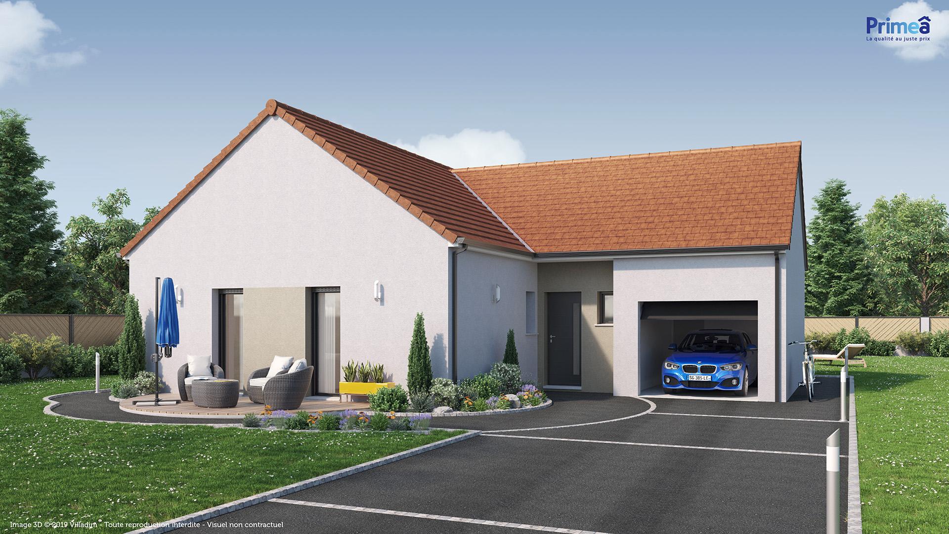 Maison à vendre à Perrigny-lès-Dijon
