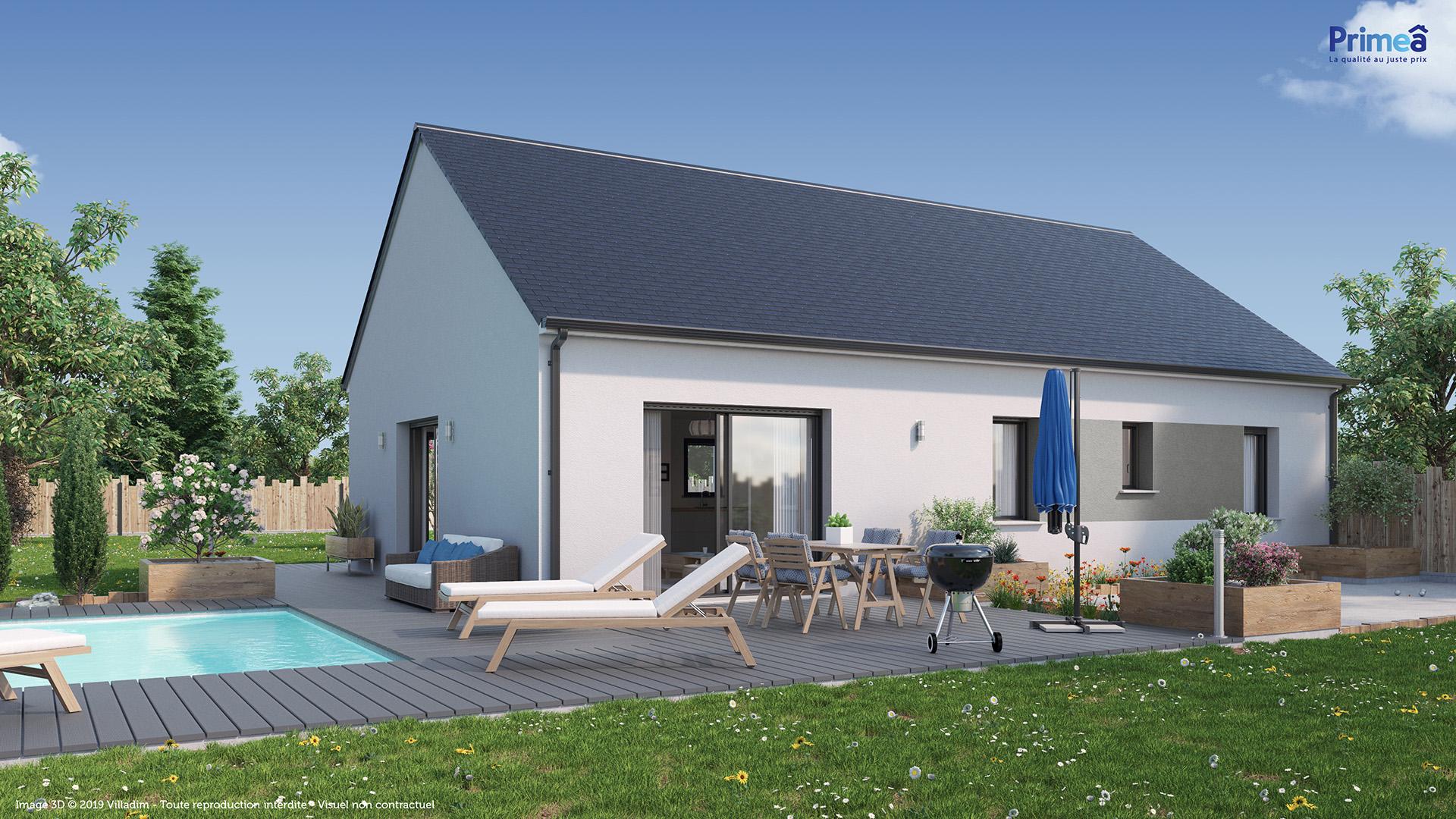 Maison à vendre à Beaune-la-Rolande