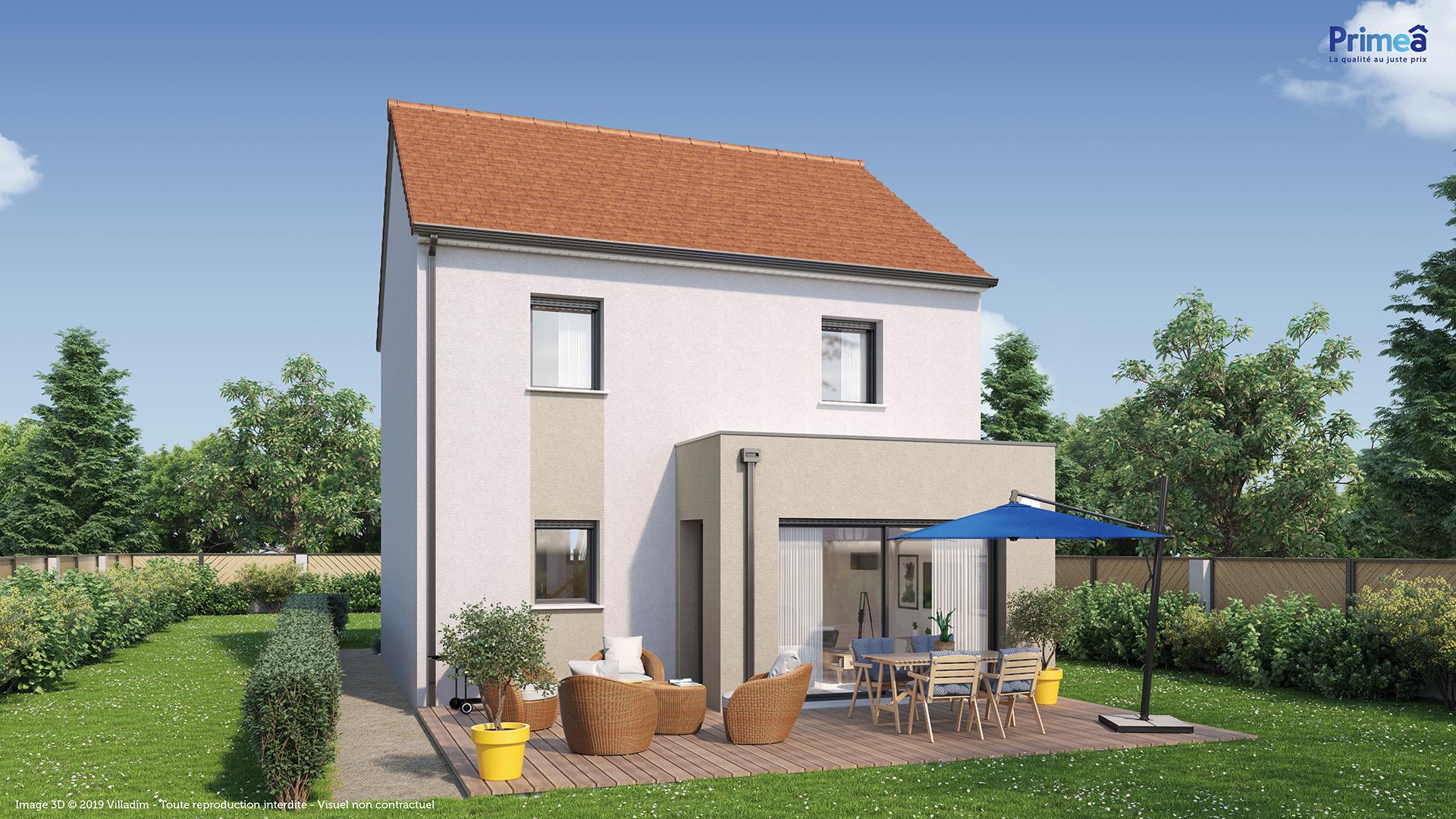 Maison à vendre à Neuillé-Pont-Pierre
