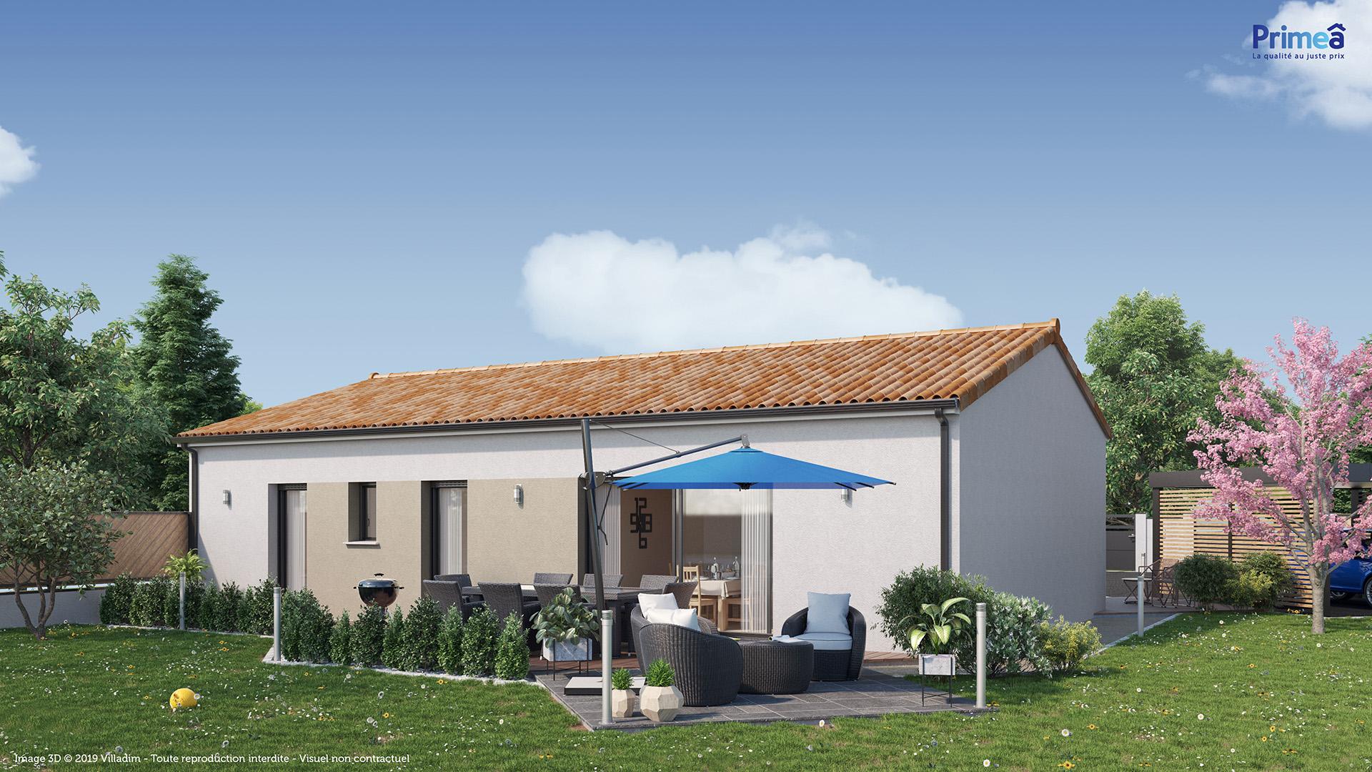 Maison à vendre à Saint-Hilaire-de-Chaléons