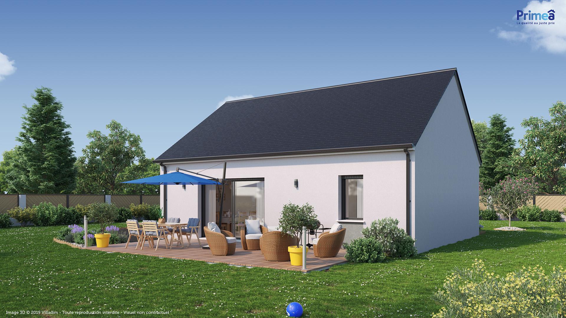Maison à vendre à Remilly-sur-Tille