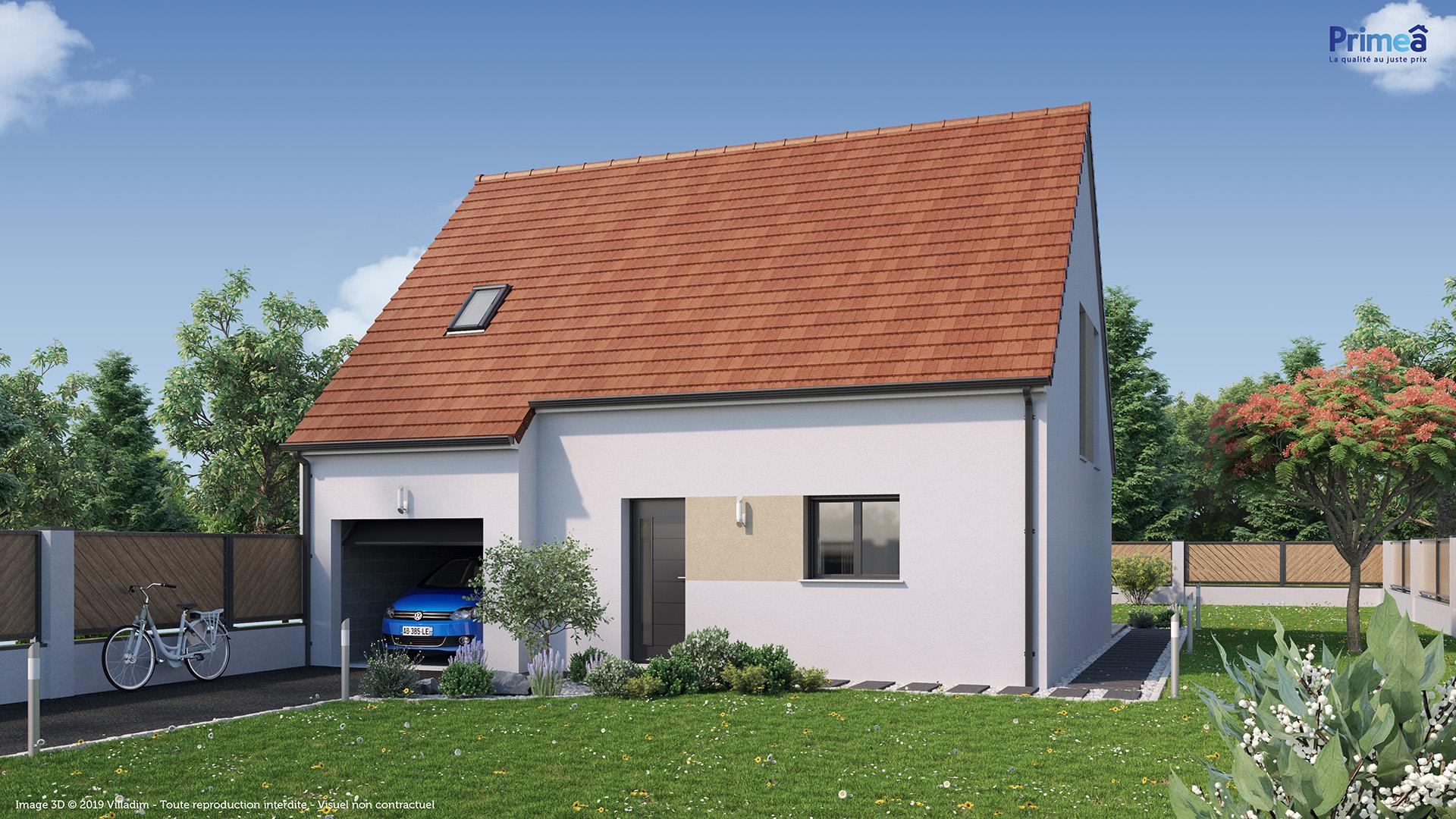 Maison à vendre à Saint-Jean-de-Losne