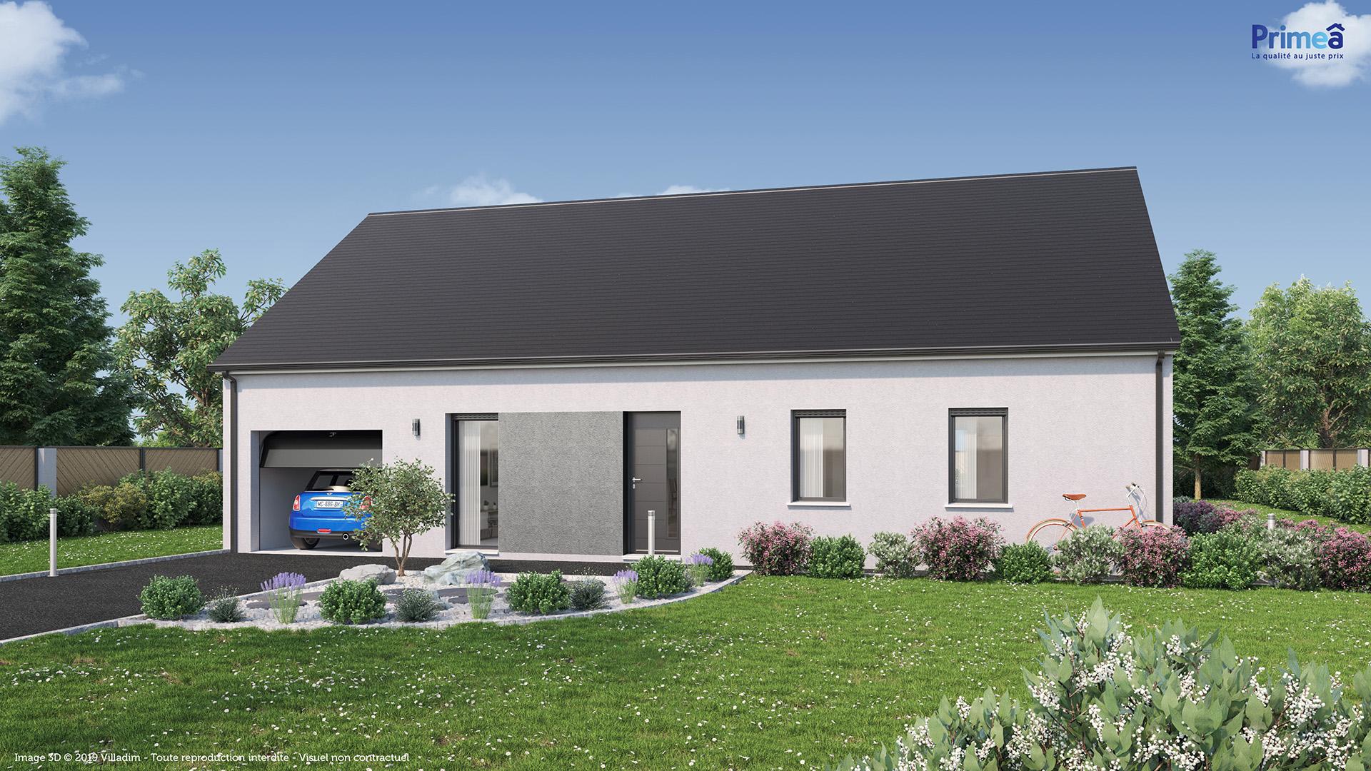 Maison à vendre à Saint-Flovier