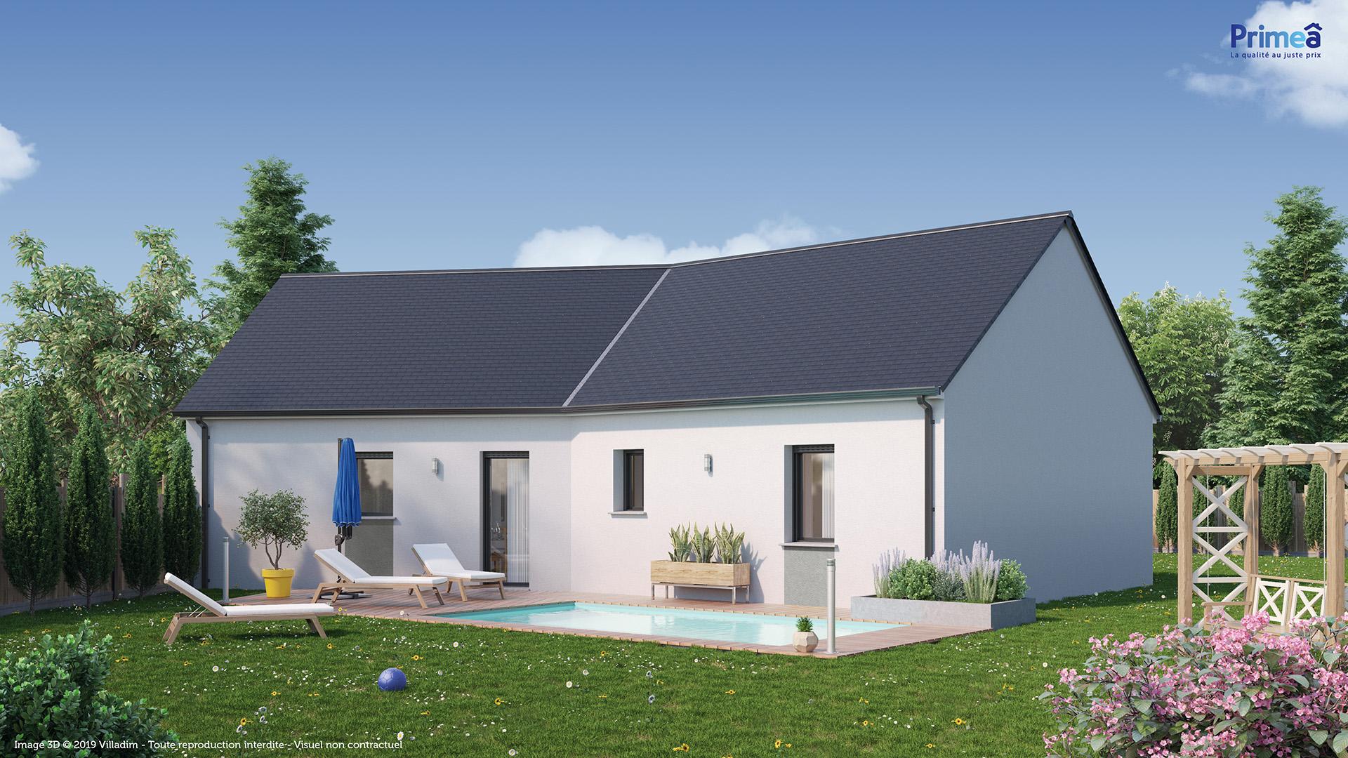 Maison à vendre à Villerbon