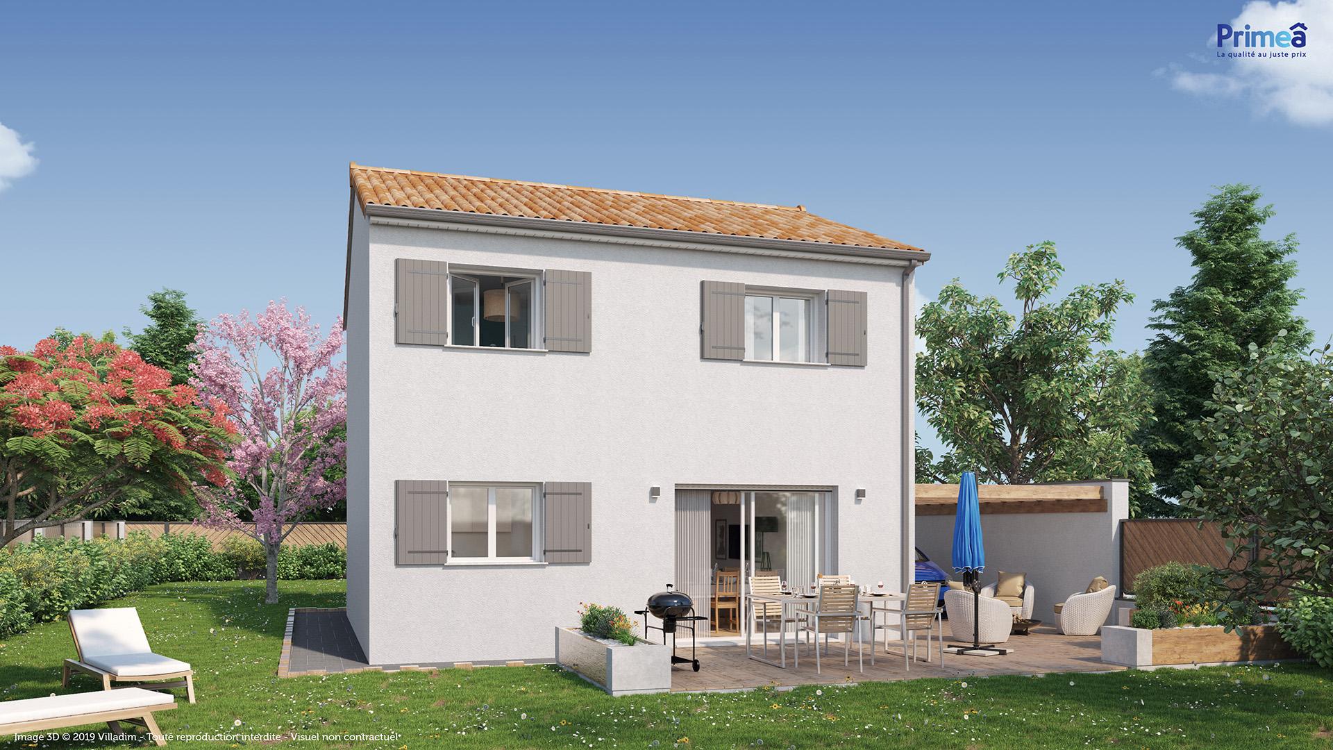 Maison à vendre à Monségur