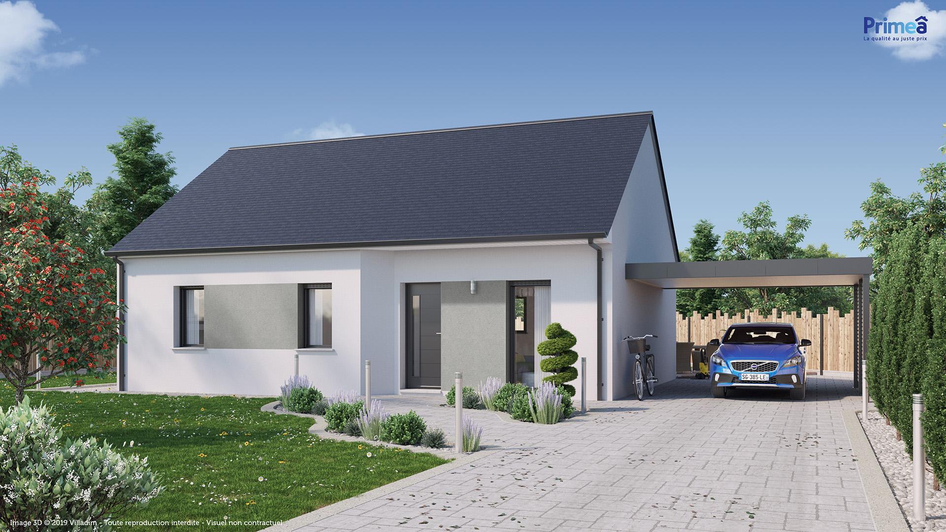 Maison à vendre à Saint-Jean-de-Braye