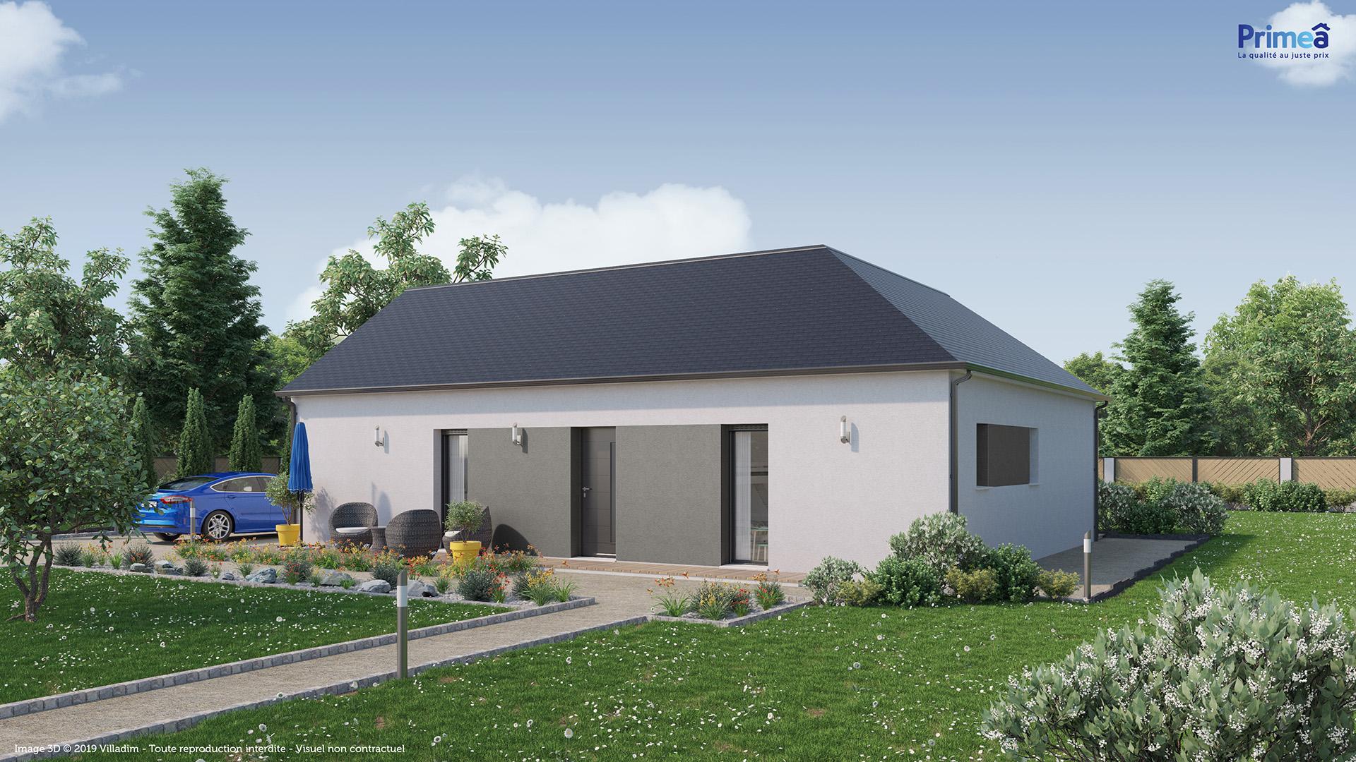 Maison à vendre à Ligré