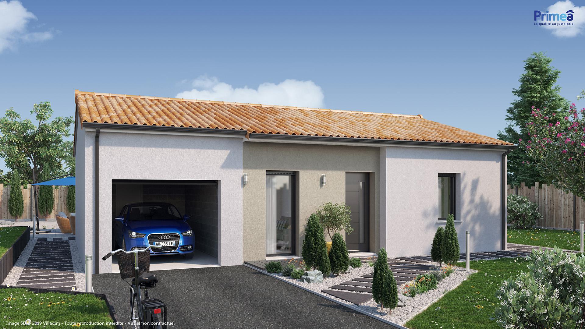 Maison à vendre à Chasseneuil-du-Poitou