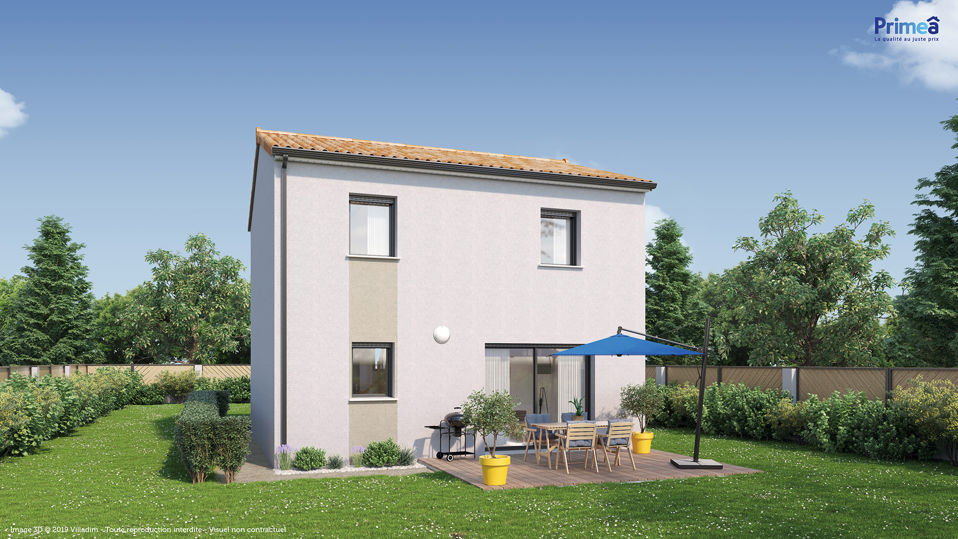Maison à vendre à Les Landes-Genusson