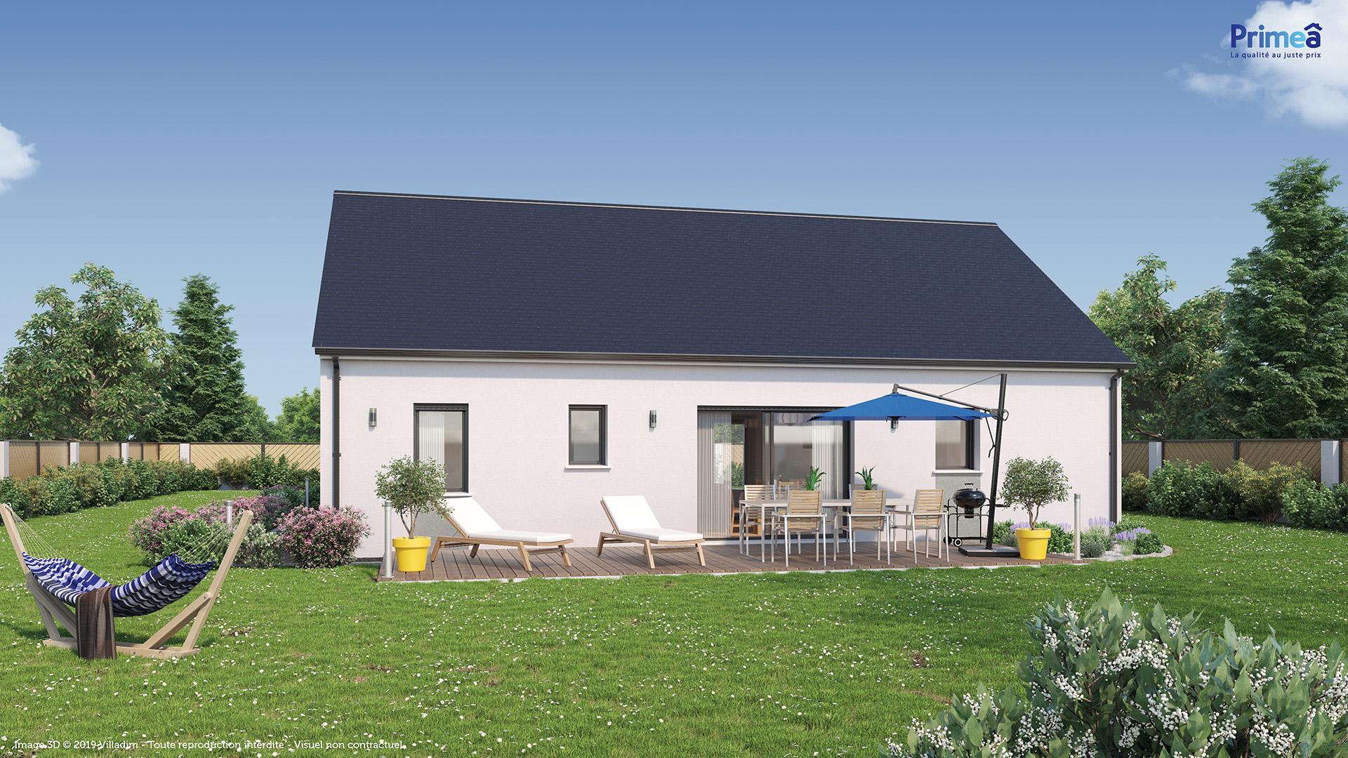Maison à vendre à Chapelle-Saint-Mesmin
