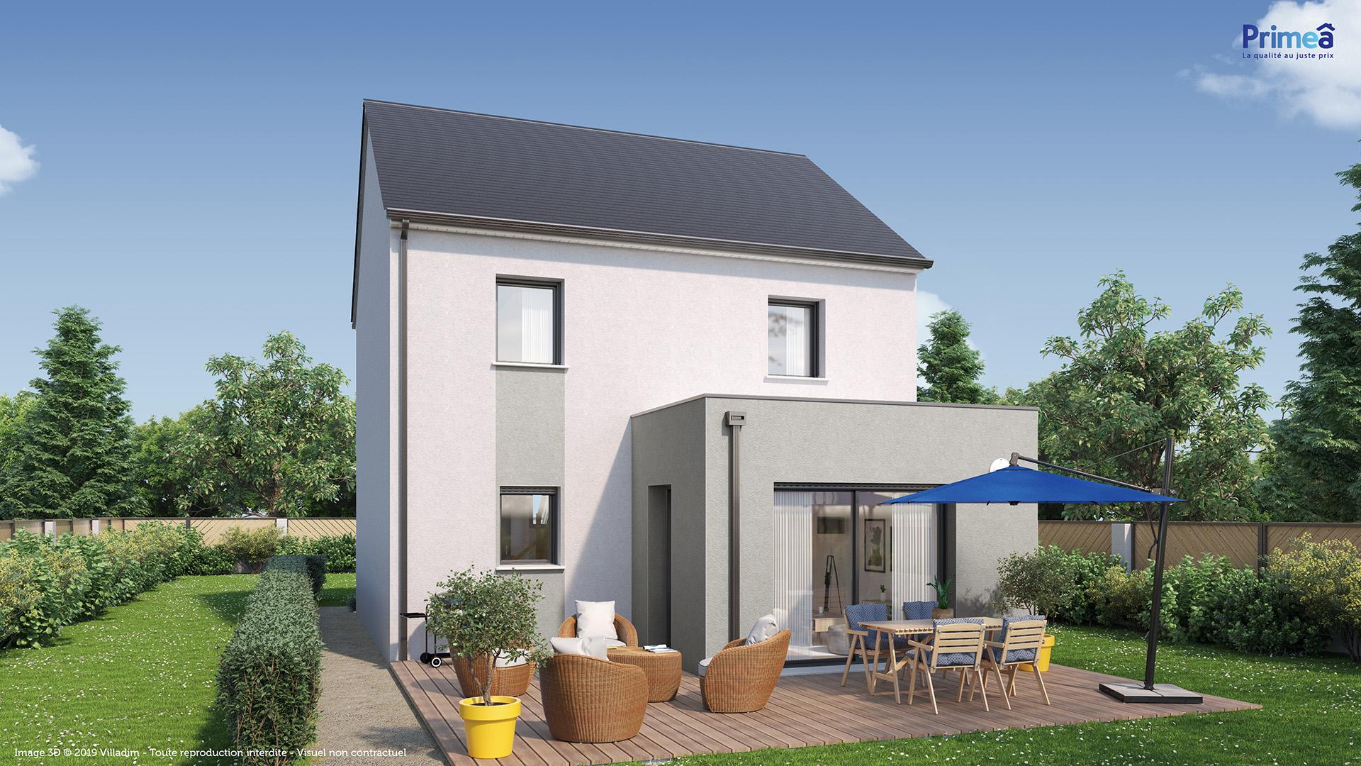 Maison à vendre à Poinçon-lès-Larrey