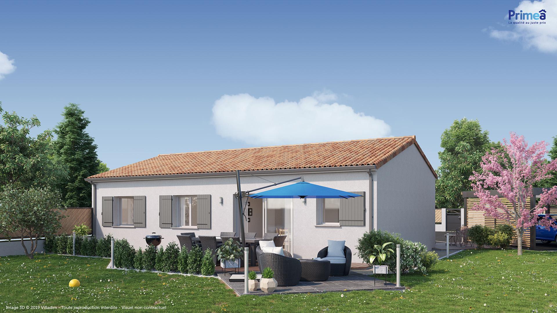 Maison à vendre à Ludon-Médoc