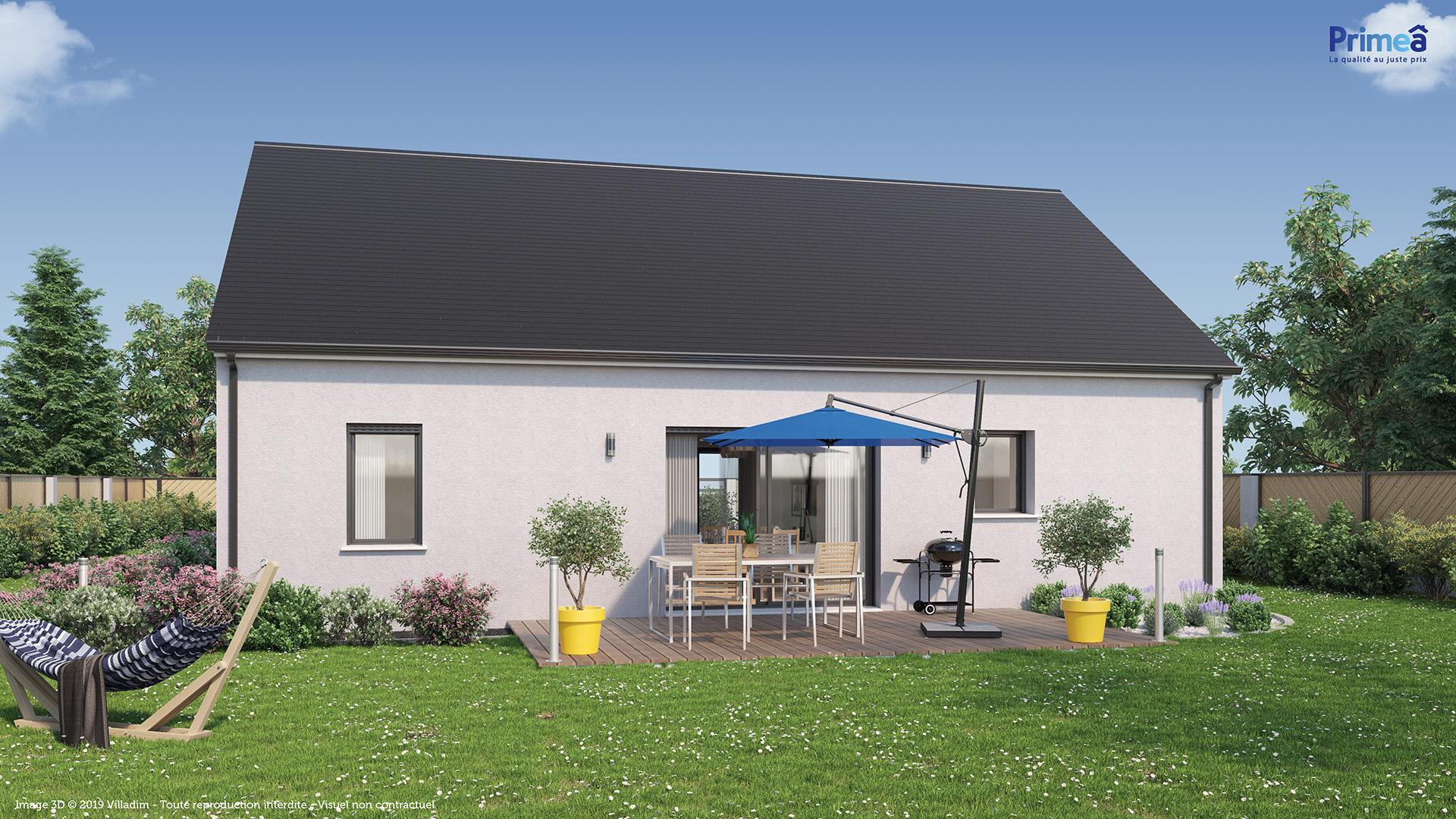 Maison à vendre à Is-sur-Tille