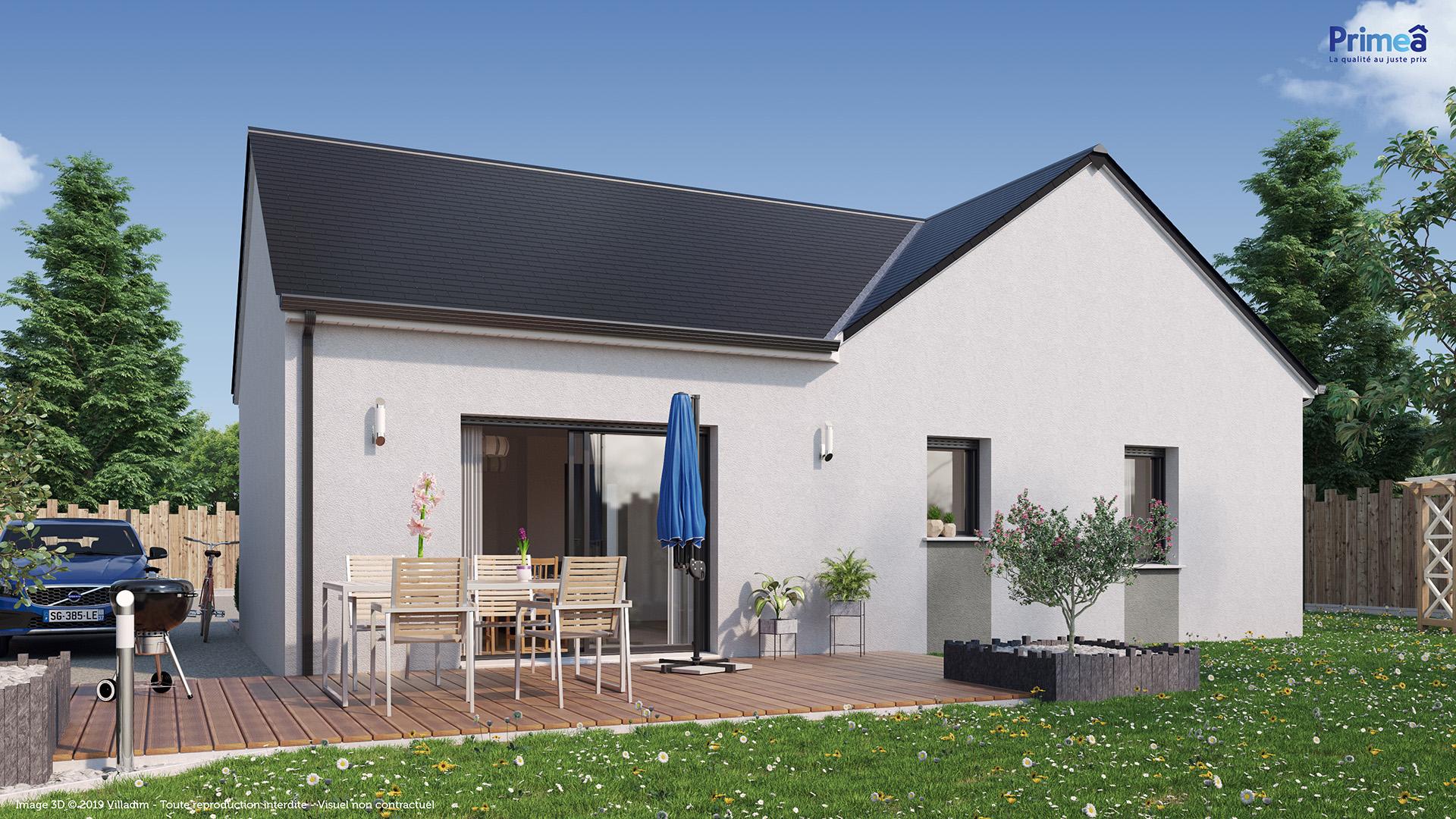 Maison à vendre à Saint-Gervais-la-Forêt