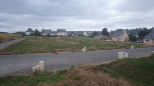 Terrain constructible à Joué-sur-Erdre