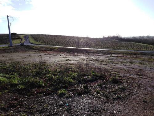 Terrain constructible à Concourson-sur-Layon
