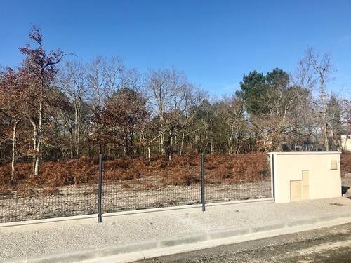 Terrain constructible à Martignas-sur-Jalle