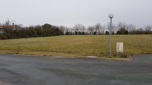 Terrain constructible à Mormaison