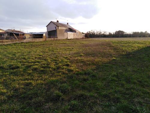 Terrain constructible à Thouars