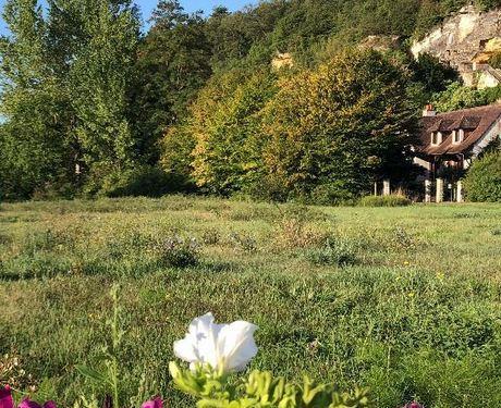 Terrain constructible à Saint-Rémy-sur-Creuse