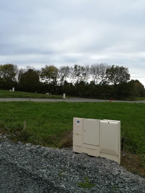 Terrain constructible à Limouzinière