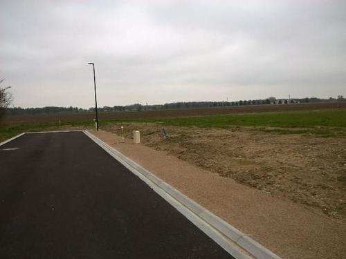 Terrain constructible à Coudray