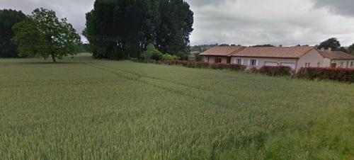 Terrain constructible à Naintré