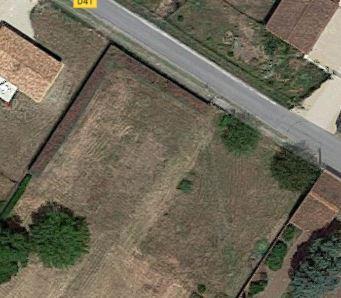 Terrain constructible à Coussay