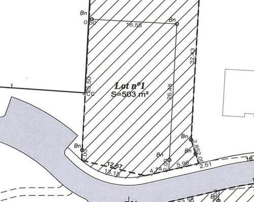 Terrain constructible à Chapelle-Viviers