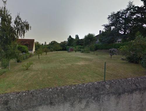 Terrain constructible à Montmorillon