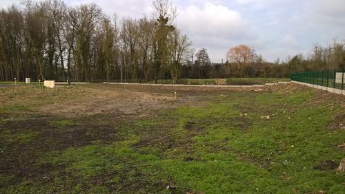 Terrain constructible à Varennes-Changy