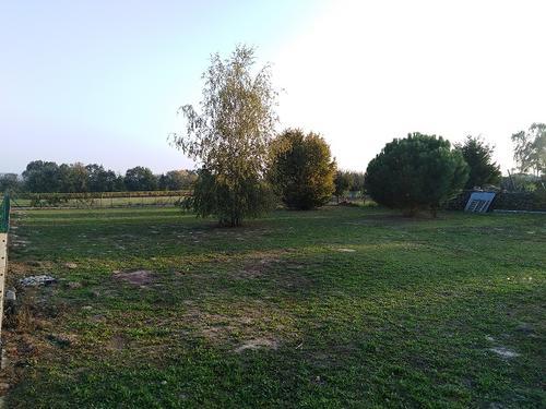 Terrain constructible à Saumur