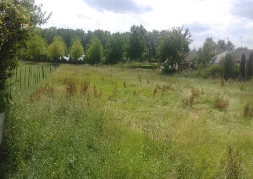 Terrain constructible à Mirebeau