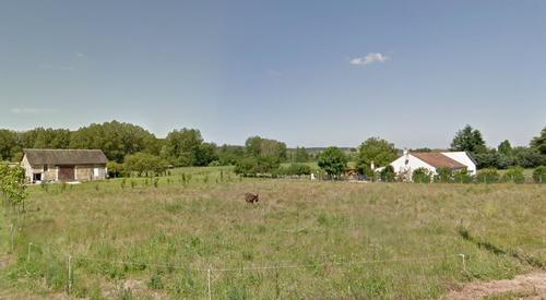 Terrain constructible à Vouneuil-sur-Vienne