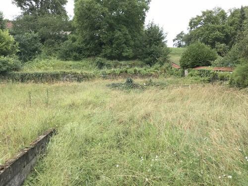 Terrain constructible à Azay-sur-Indre