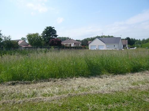 Terrain constructible à Nogent-sur-Vernisson