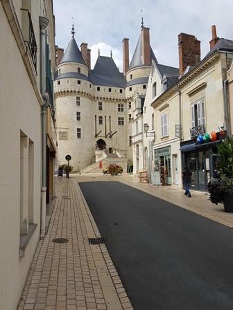 Terrain constructible à Langeais
