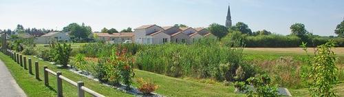Terrain constructible à Saint-Paul-du-Bois