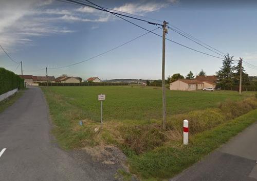 Terrain constructible à Saint-Sauveur